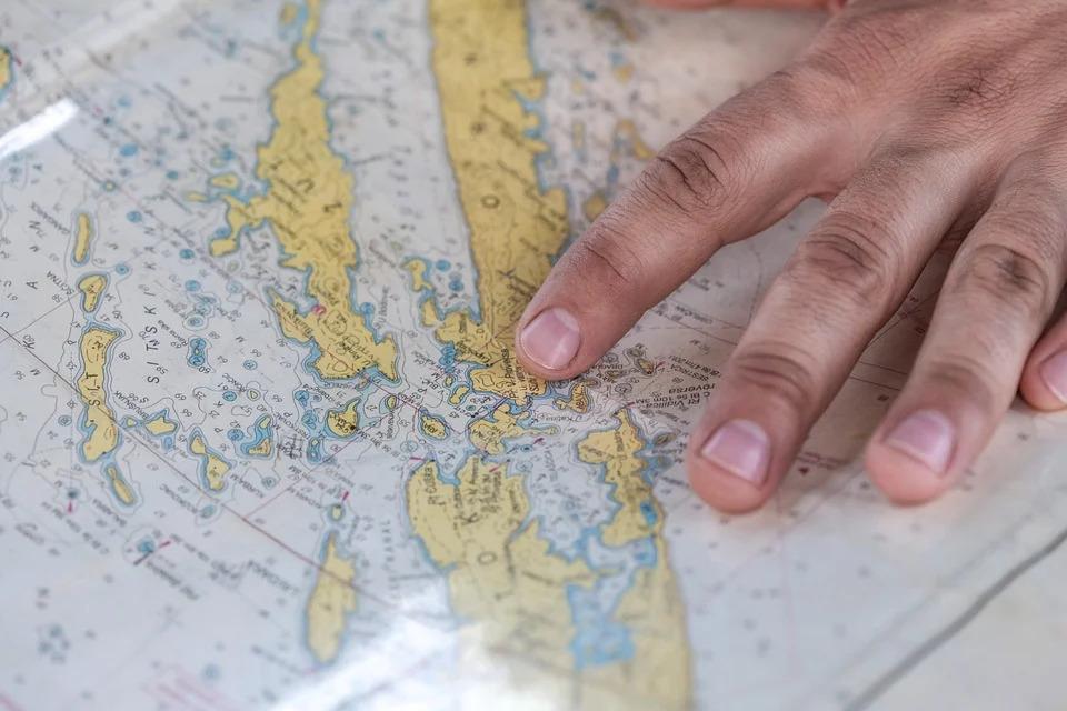 mapový podklad